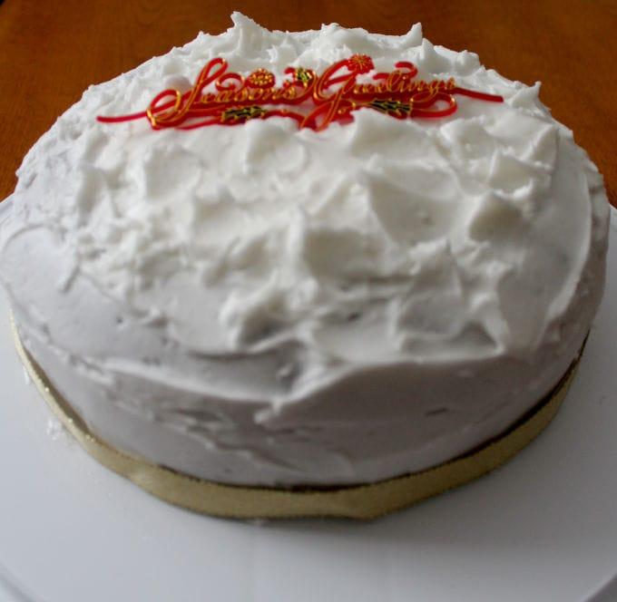 Christmas Cake   Nina Kneads to Bake