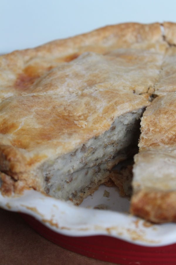 Meat and Potato Pie | Nina Kneads to Bake