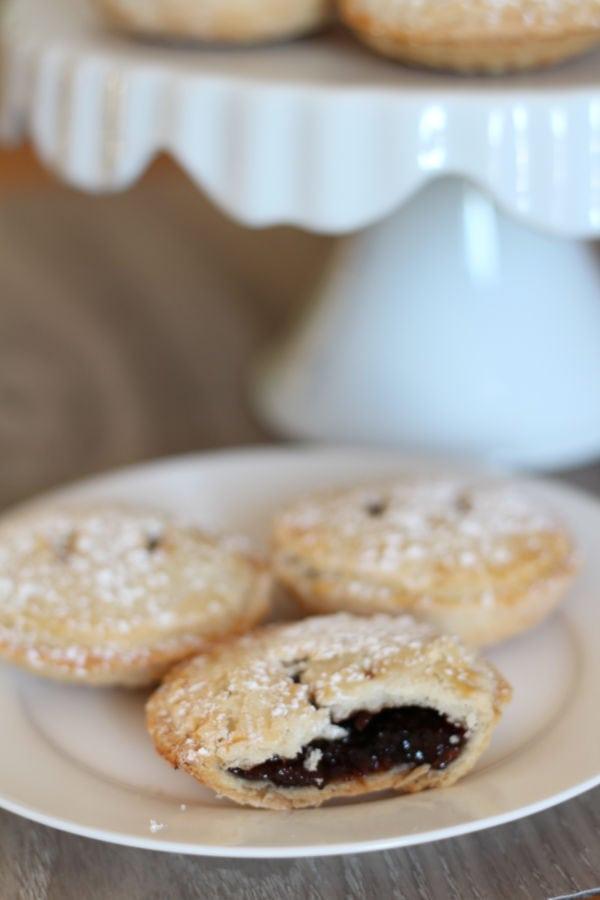 Mincemeat Tarts   Nina Kneads to Bake